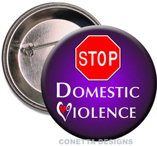 Domestic Violence Buttons