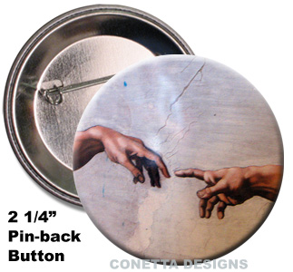 Touch of God Buttons
