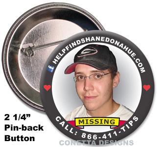 Medium Photo Awareness 2.25'' Buttons