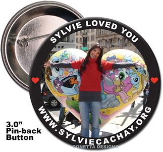 Large Photo Awareness 3.0'' Buttons