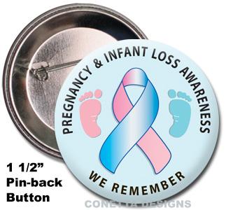 Pregnancy & Infant Remember Pins