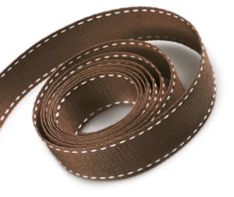 Brown-White Stitch (50yd)