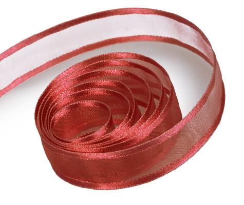 Red - Organza