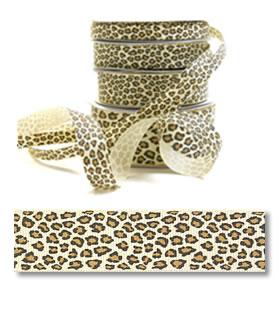 Leopard - Grosgrain (25yd)